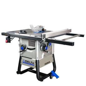 DELTA 13-Amp 10-in Carbide-Tipped Table Saw