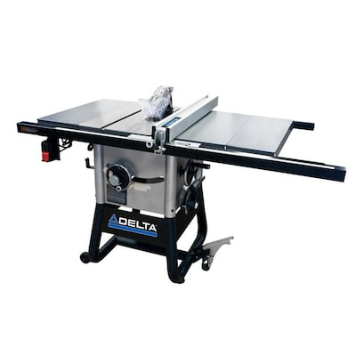 DELTA 5000 10-in Carbide-Tipped Blade 15-Amp Table Saw at