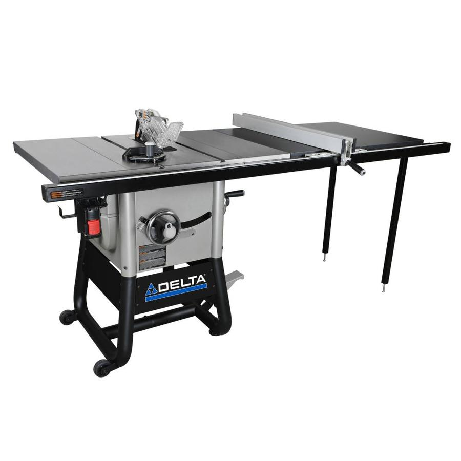 Shop delta 5000 series 15 amp 10 in carbide tipped table for 10 inch table saw blade reviews