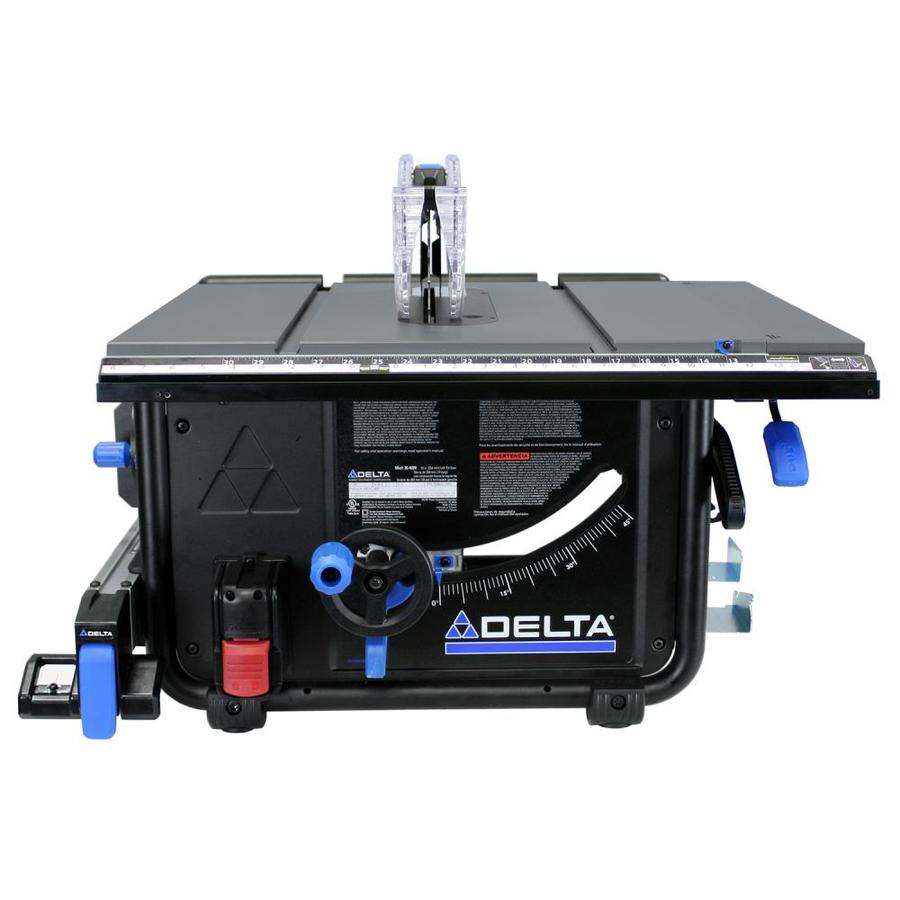 DELTA 6000 Series 15-Amp 10-in Carbide-Tipped Table Saw