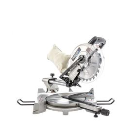 DELTA ShopMaster 10-in 15-Amp Single Bevel Sliding Laser Compound Miter Saw