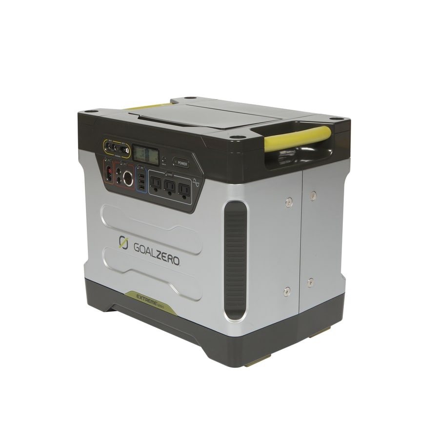 GOAL ZERO Yeti 1250 Watt-Hour Solar Home Generator