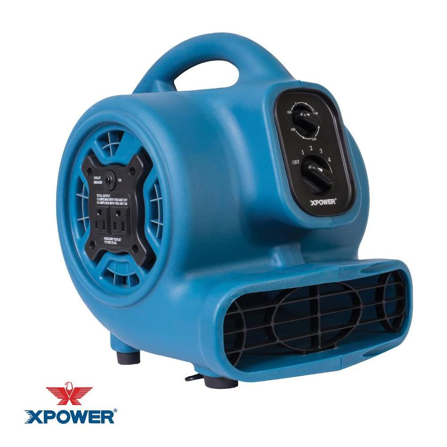 Air Moving Fans : Shop xpower in speed air mover fan at lowes
