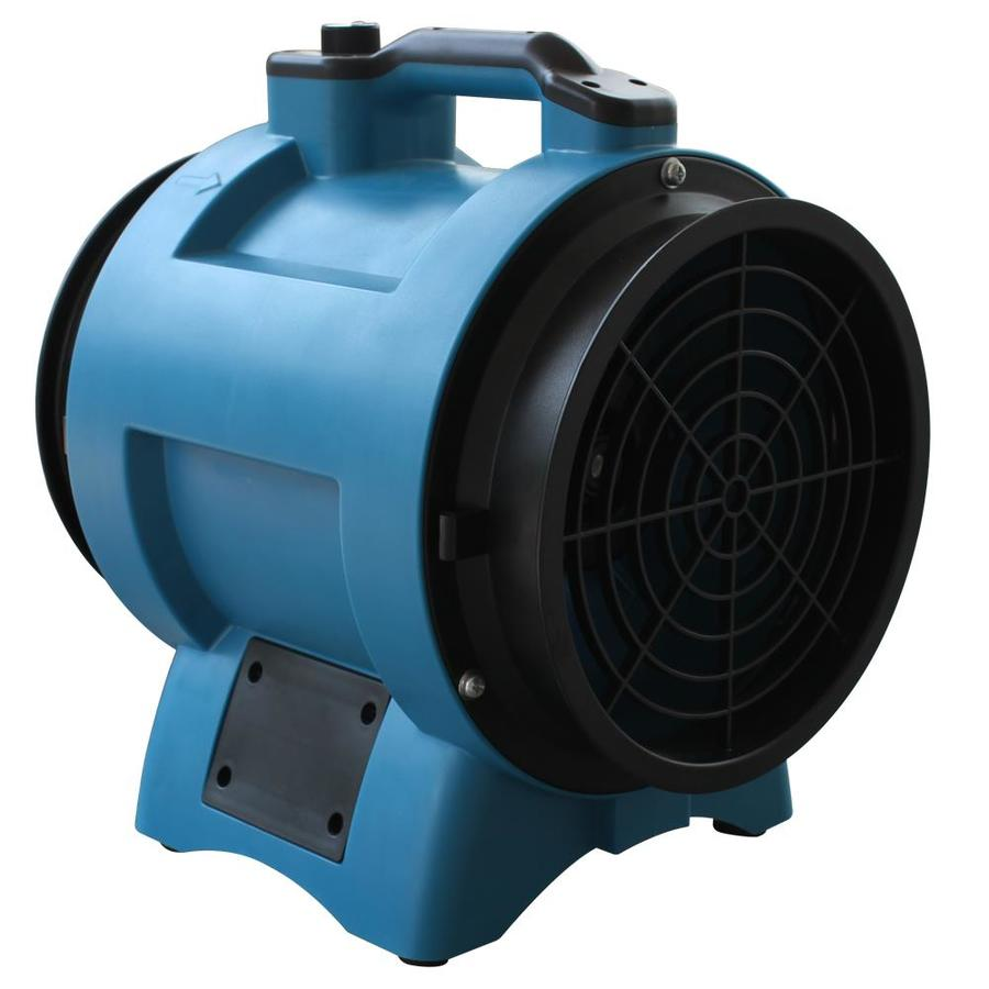 Xpower 1 2 Hp 2600 Cfm Confined Space 100 Speed Blower Fan