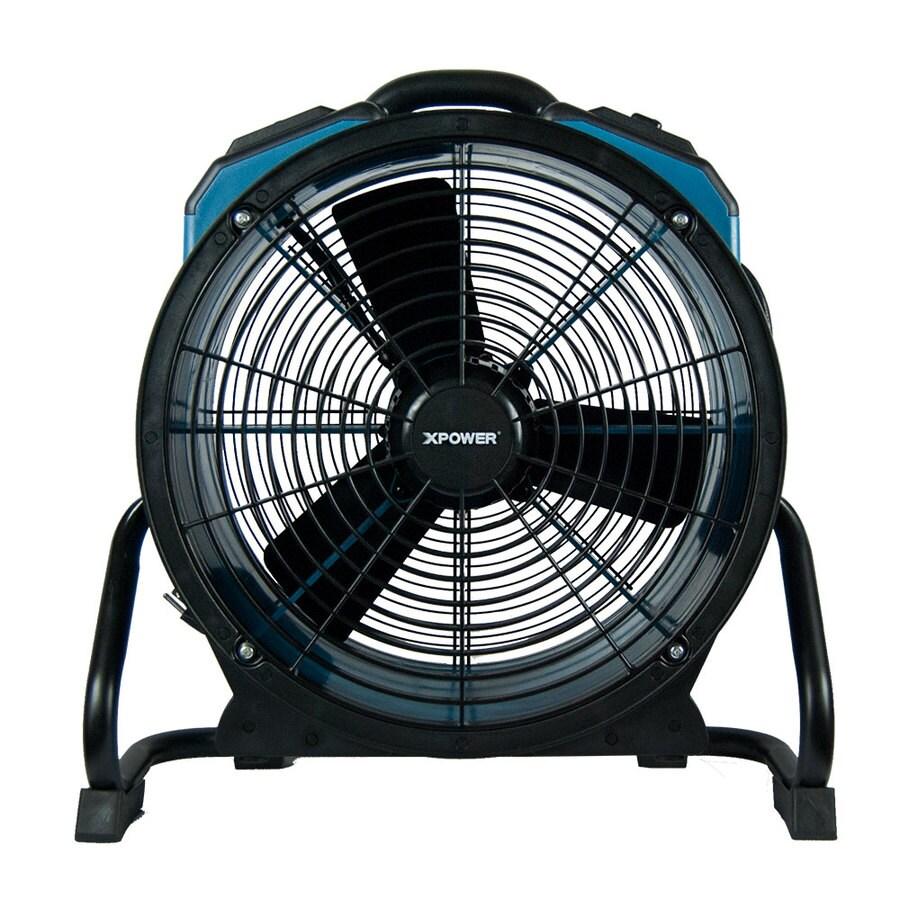 XPOWER 18-in 12-Speed High Velocity Fan