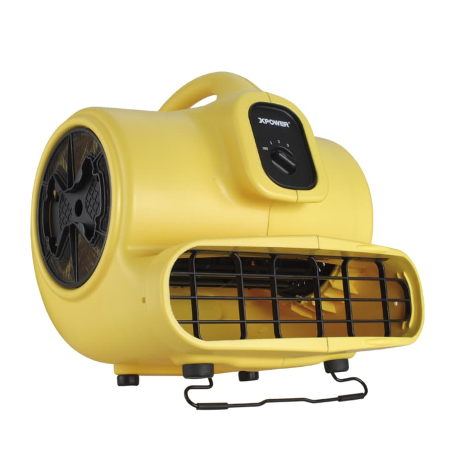 Shop Xpower 10 25 In 3 Speed Air Mover Fan At Lowes Com