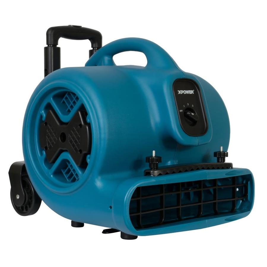 XPOWER 12-in 3-Speed Air Mover Fan
