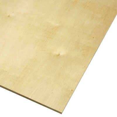 1 2 X 4 Birch Plywood At Lowes