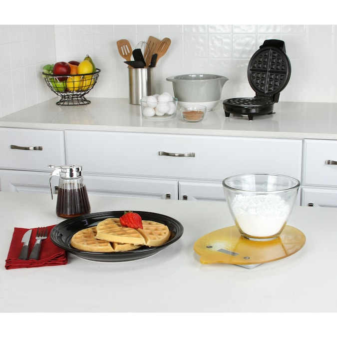 KALORIK Yellow Kitchen Scale In The Specialty Small