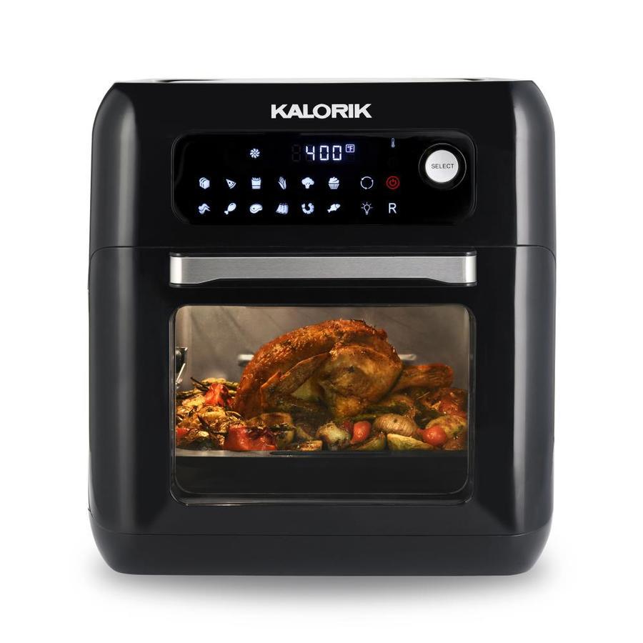 90f1323972f KALORIK 6-Quart Air Fryer at Lowes.com