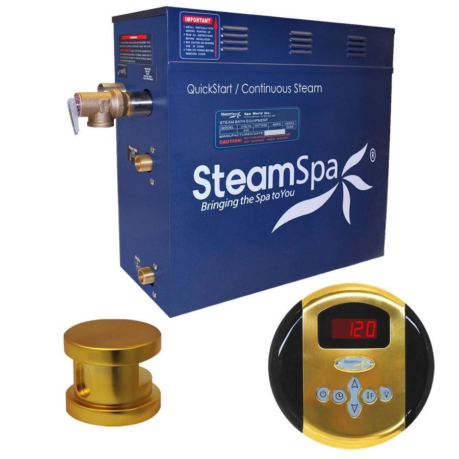 SteamSpa Sauna Steam Generator