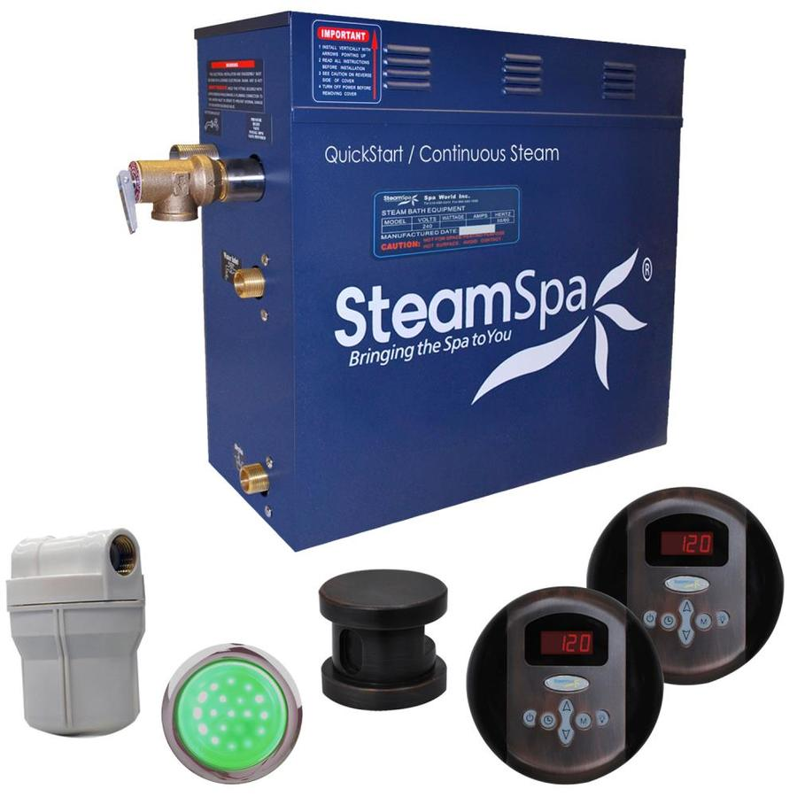 SteamSpa Sauna Steam Generator