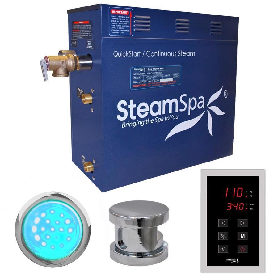 SteamSpa Steam Steam Generator