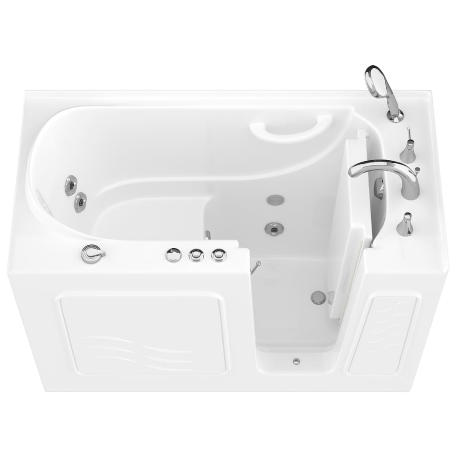 Endurance 26 375 In White Gelcoat Fiberglass Rectangular