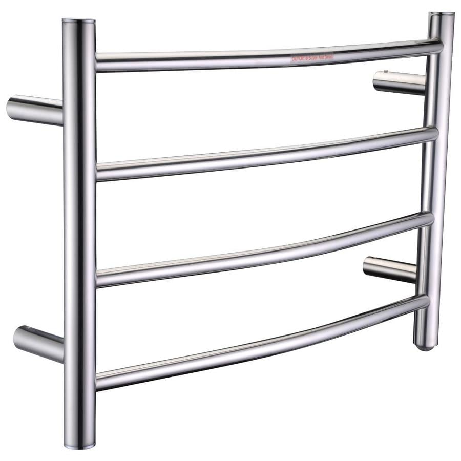 ANZZI Polished Chrome Towel Warmer