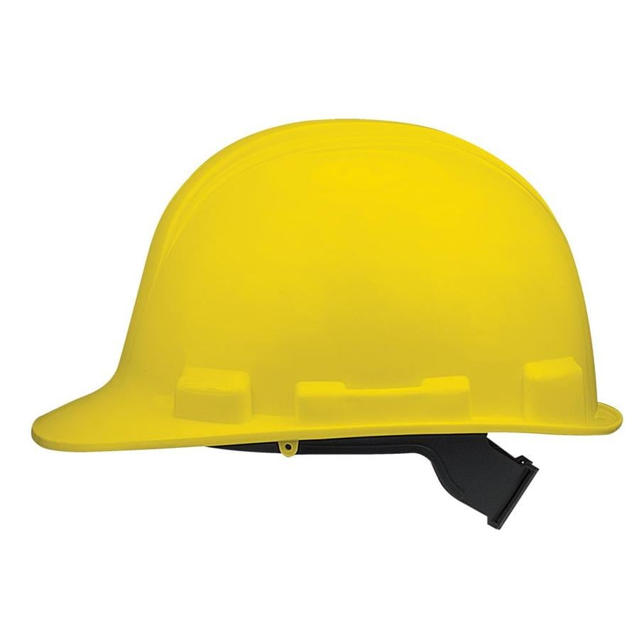 Write a Review about Safety Works Yellow Hard Hat at Lowes com