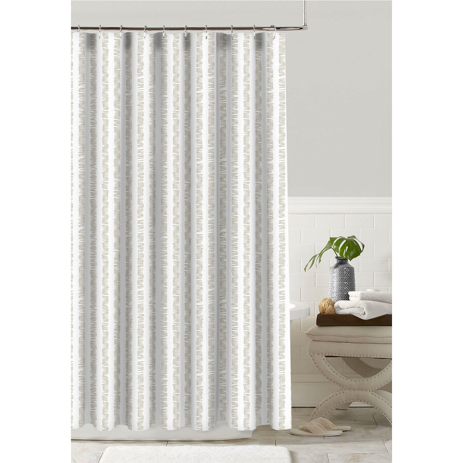 home blue park taupe dp madison shower amazon curtains aubrey kitchen curtain com