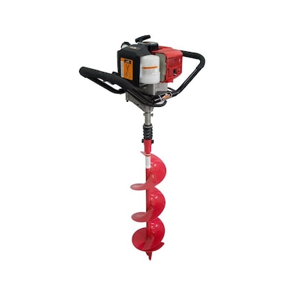undefined 43cc One-Man Auger Powerhead