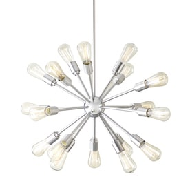 Shop Chandeliers At Lowesforpros Com