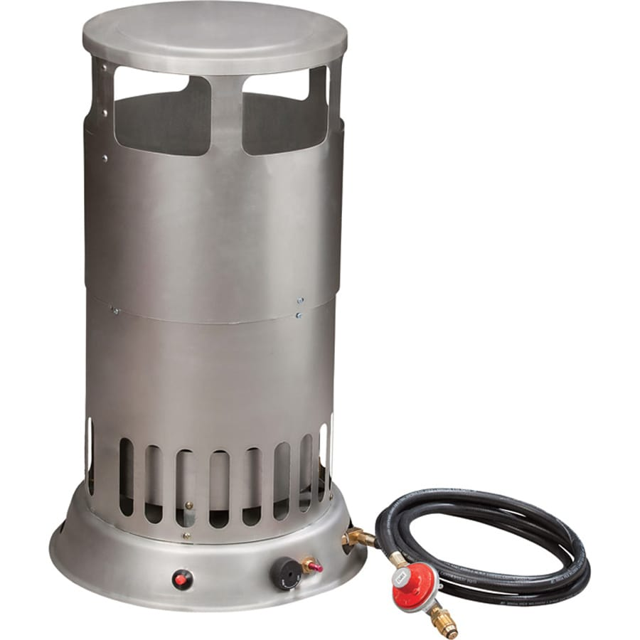 procom 80000btu portable propane tank top heater