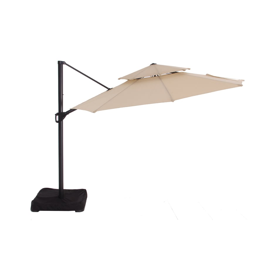 Garden Treasures Patio Umbrella At Lowes Com