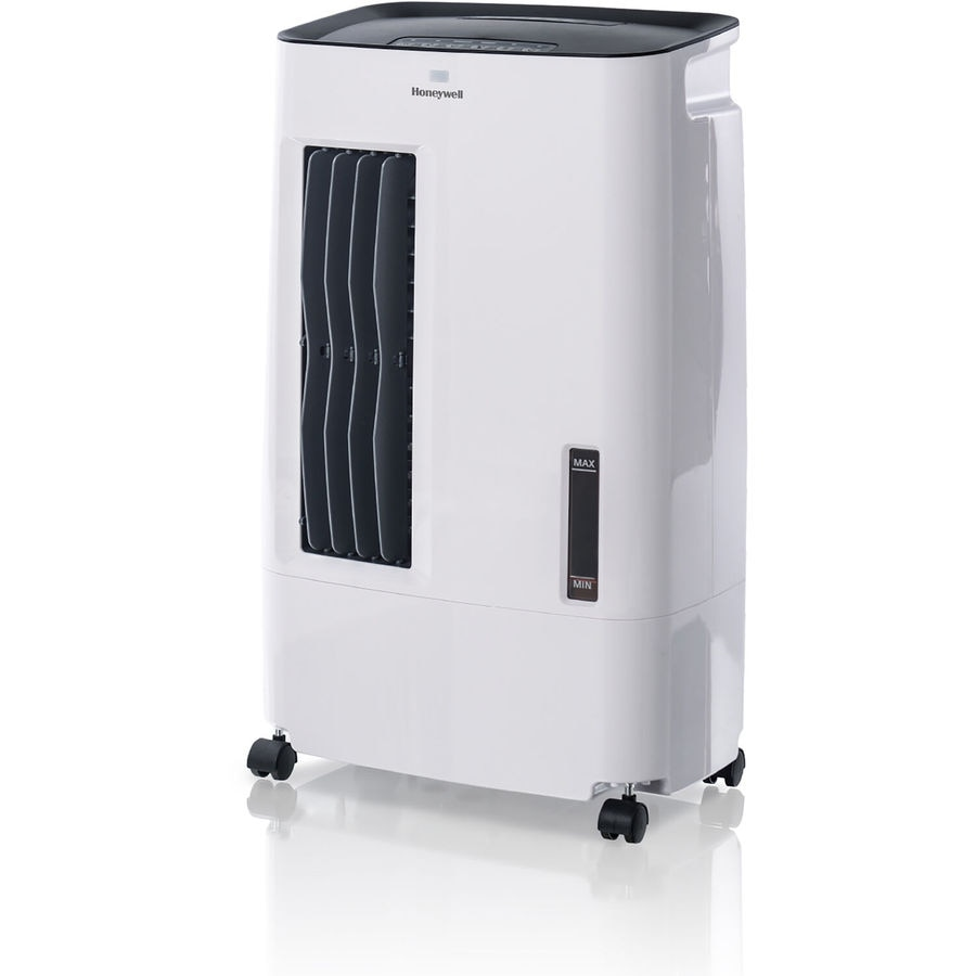 150 Sq Ft Shop Honeywell 100 Sq Ft Portable Evaporative Cooler 150 Cfm At