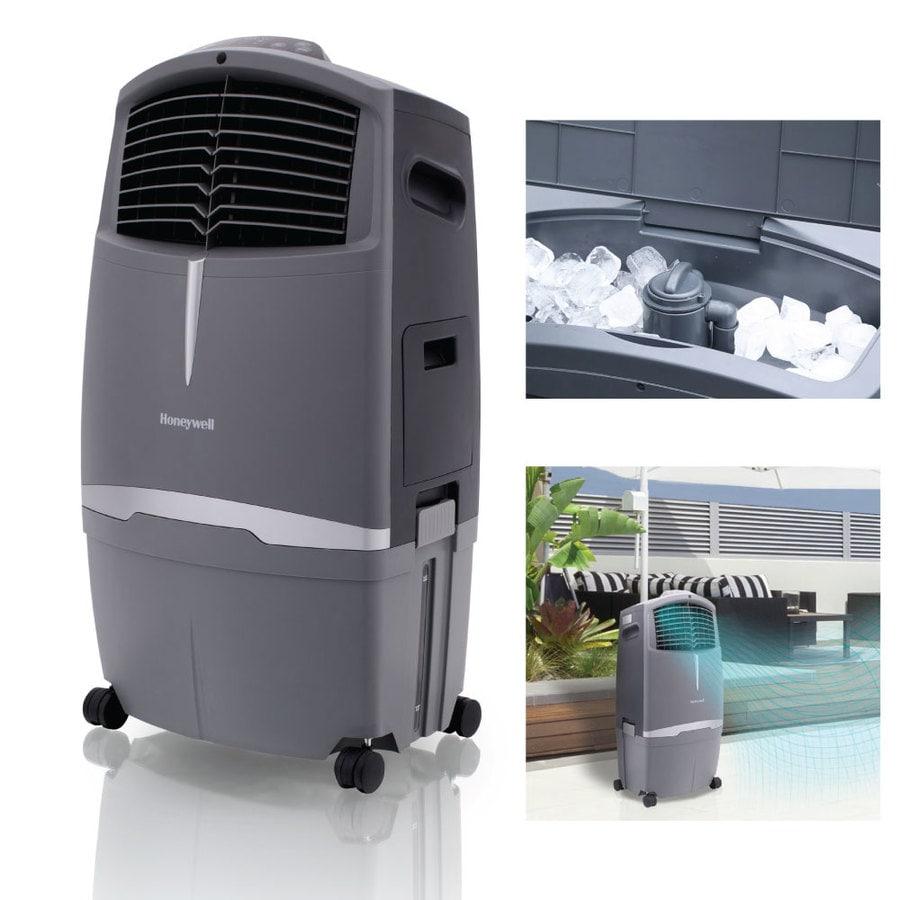 Honeywell 320 Sq Ft Portable Evaporative Cooler 525 Cfm