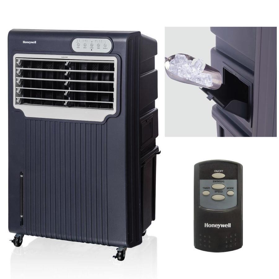 Honeywell 342-sq ft Portable Evaporative Cooler (588-CFM)