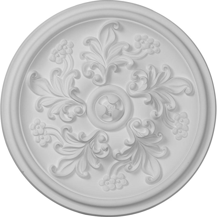 Ekena Millwork 14.5-in x 14.5-in Urethane Ceiling Medallion