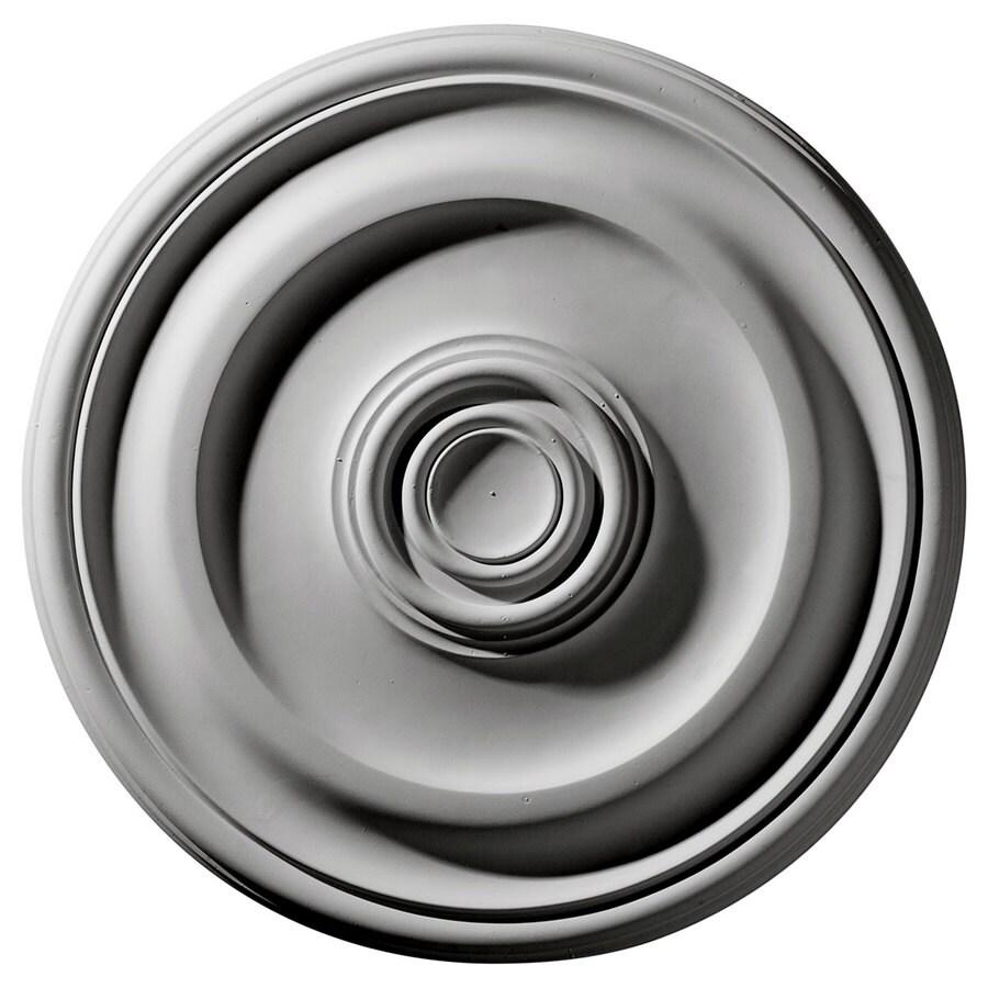 Ekena Millwork 15.75-in x 15.75-in Urethane Ceiling Medallion