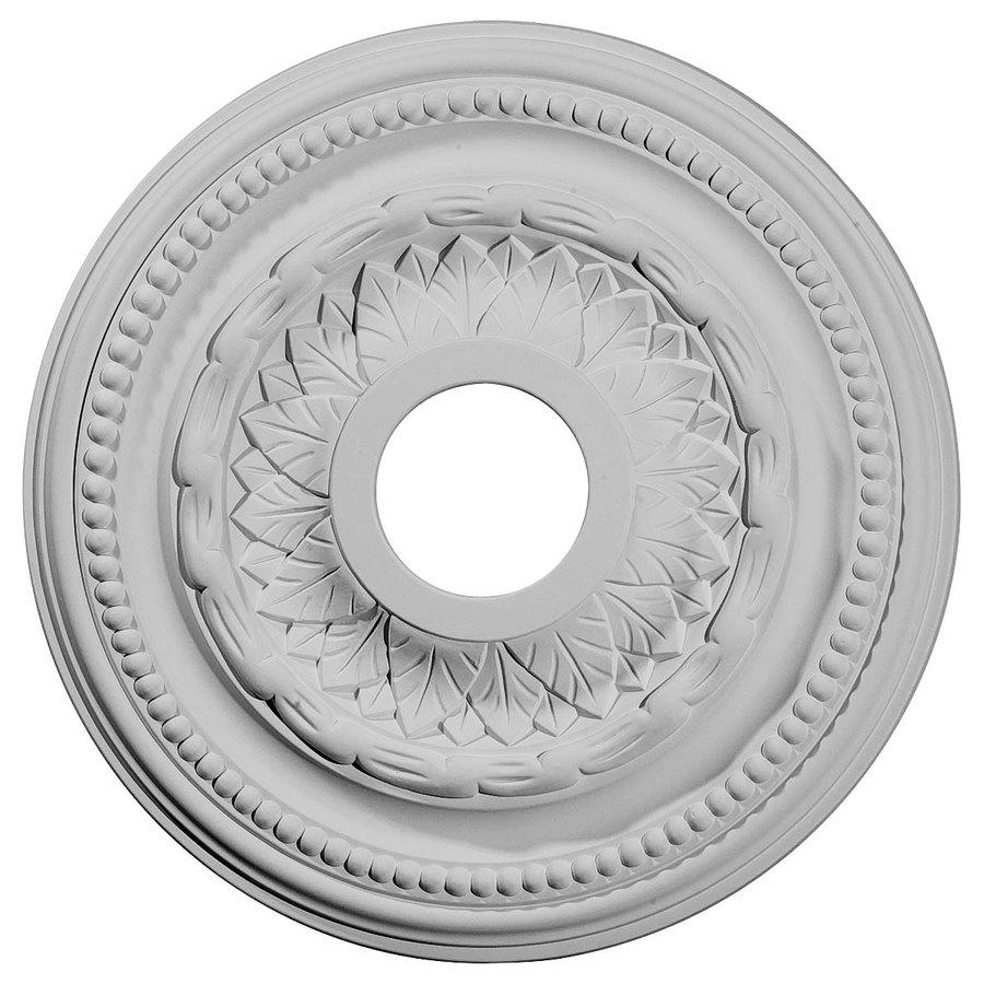 Ekena Millwork Galway 15.75-in x 15.75-in Polyurethane Ceiling Medallion