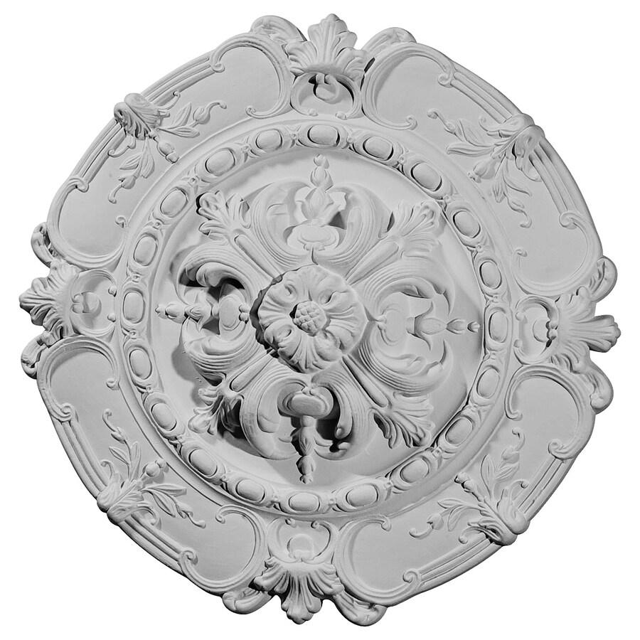 Ekena Millwork Southampton 16.5-in x 16.5-in Polyurethane Ceiling Medallion