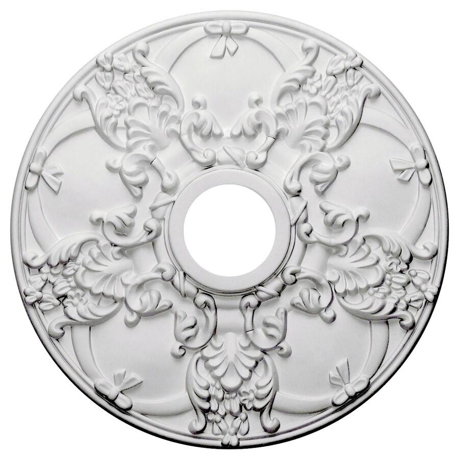 Ekena Millwork Norwich 18-in x 18-in Polyurethane Ceiling Medallion