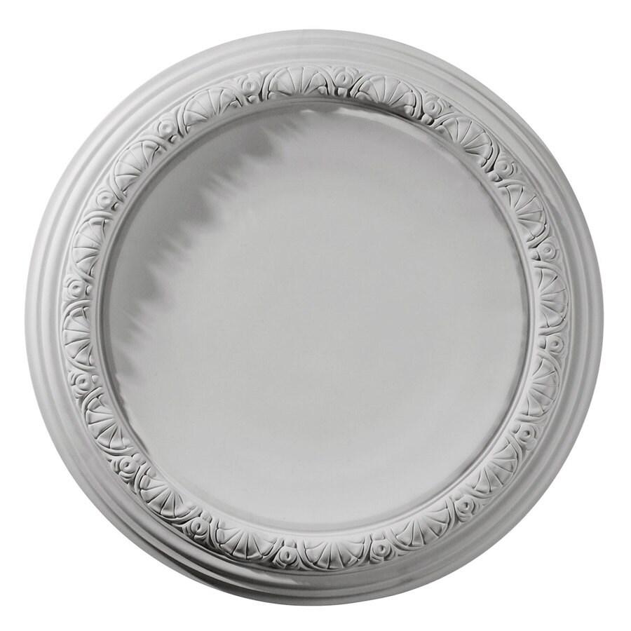 Ekena Millwork Carlsbad 19.5-in x 19.5-in Polyurethane Ceiling Medallion