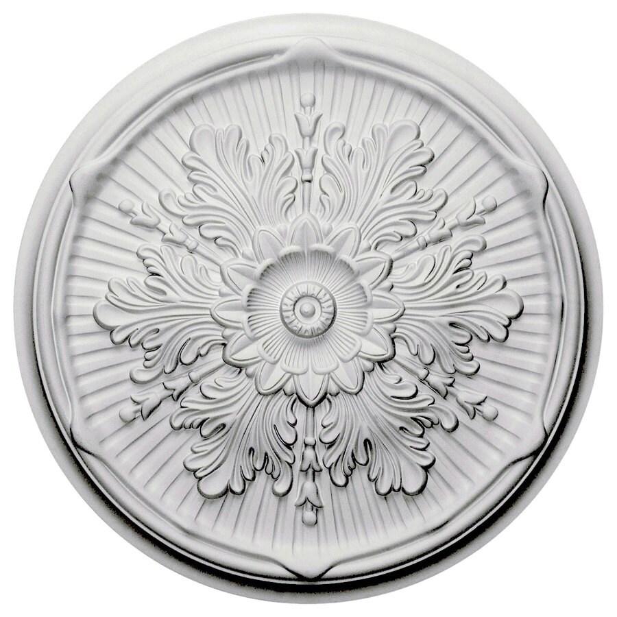 Ekena Millwork Luton 21-in x 21-in Polyurethane Ceiling Medallion