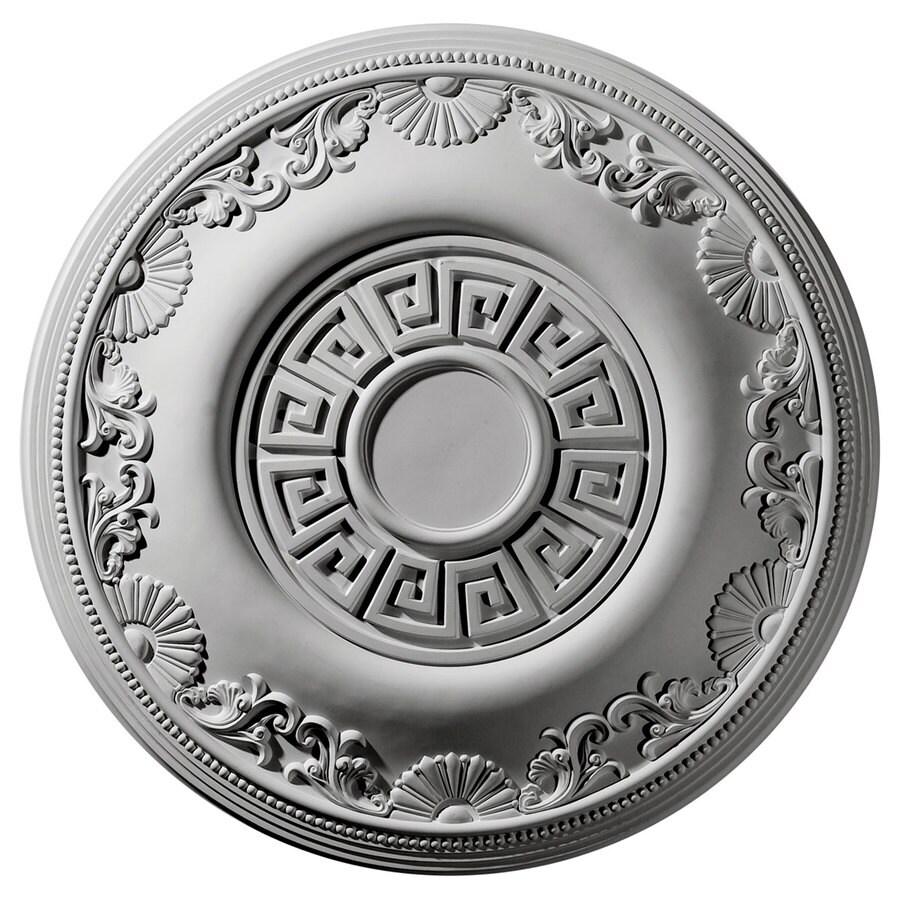 Ekena Millwork 25.875-in x 25.875-in Urethane Ceiling Medallion