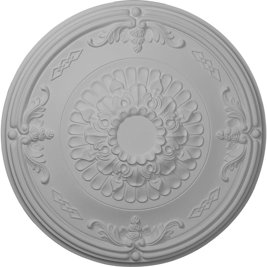 Ekena Millwork 26.25-in x 26.25-in Urethane Ceiling Medallion