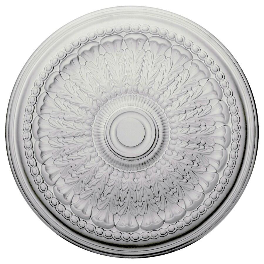 Ekena Millwork 27-in x 27-in Urethane Ceiling Medallion