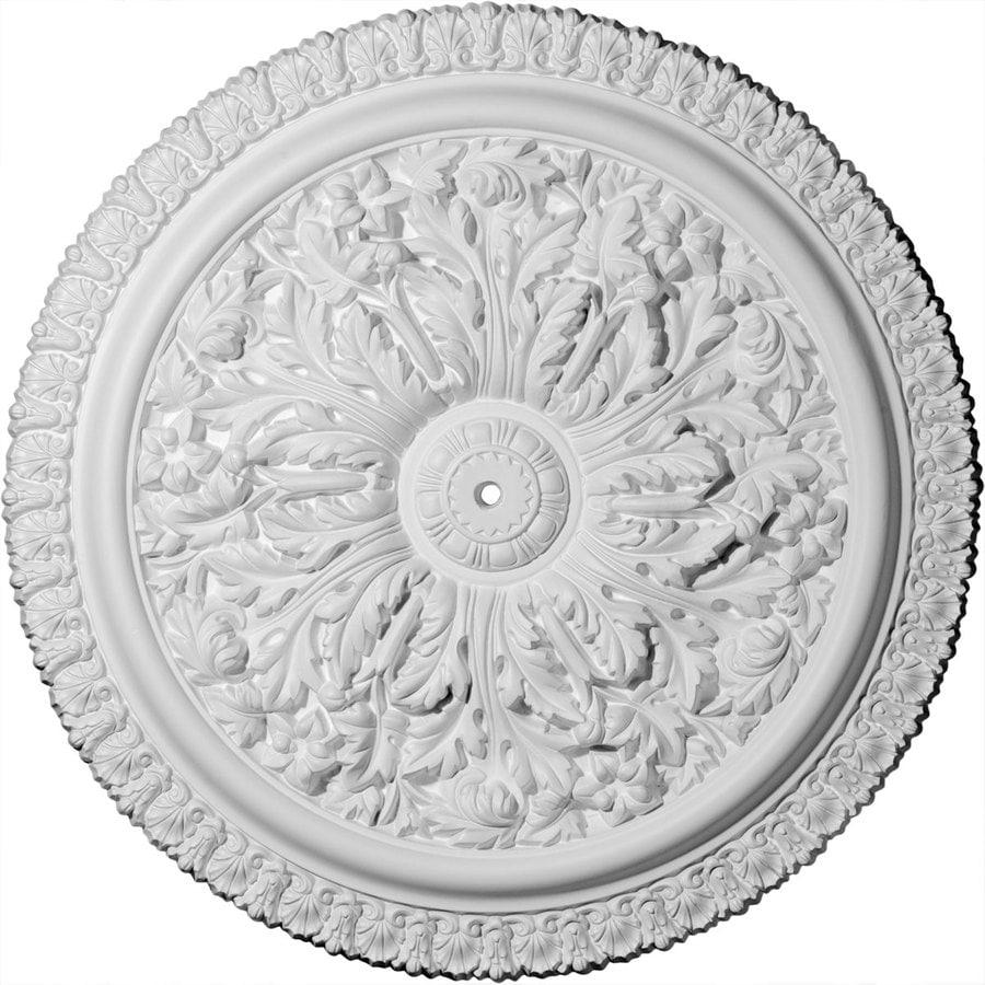 Ekena Millwork 28.75-in x 28.75-in Urethane Ceiling Medallion