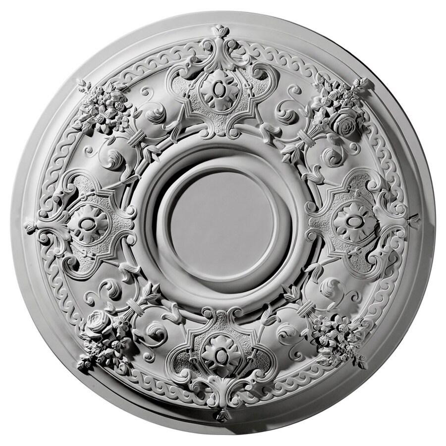 Ekena Millwork 29.25-in x 29.25-in Urethane Ceiling Medallion