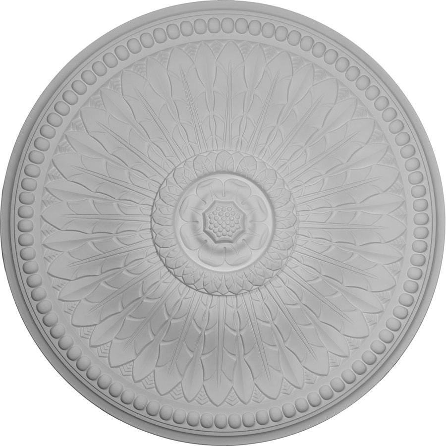 Ekena Millwork 42.5-in x 42.5-in Urethane Ceiling Medallion