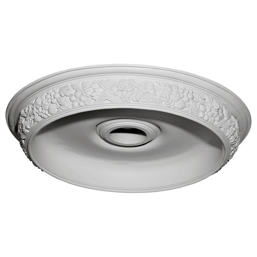 Ekena Millwork Ashford 28.875-in x 28.875-in Polyurethane Ceiling Dome