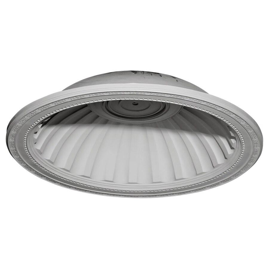 Ekena Millwork Milton 31.875-in x 31.875-in Polyurethane Ceiling Dome