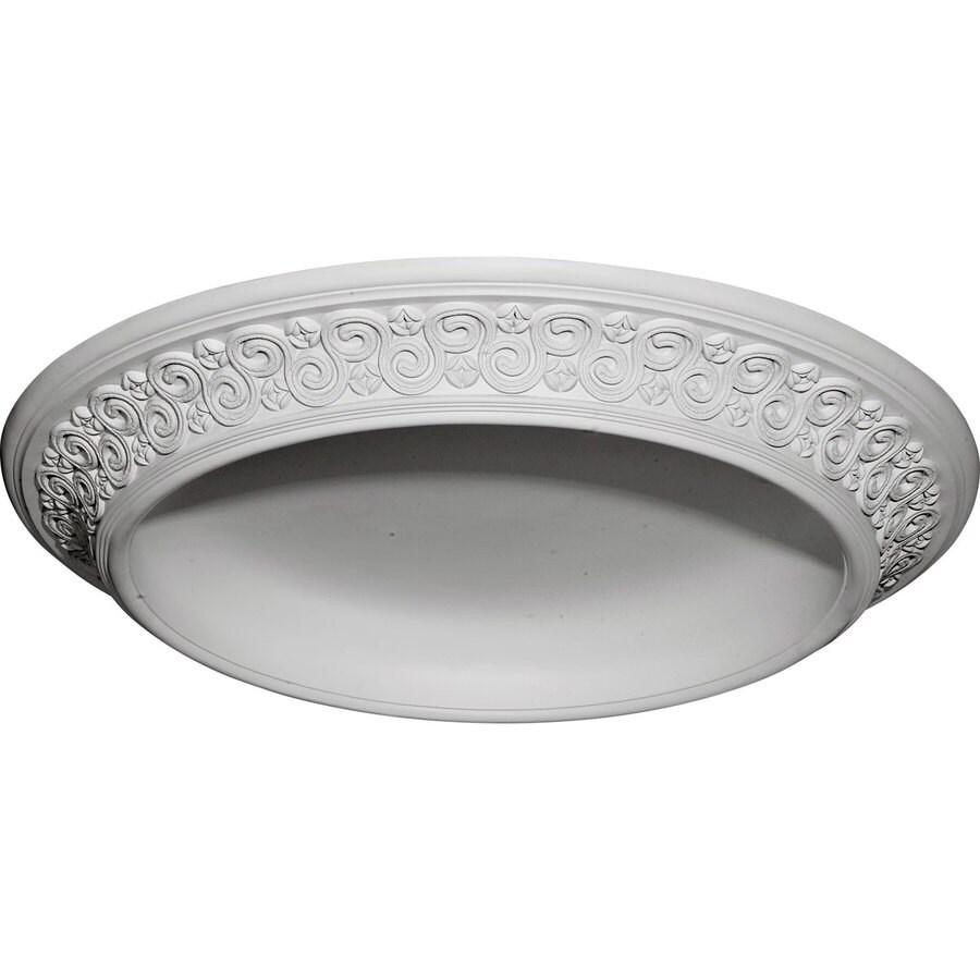 Ekena Millwork Bedford 34.5-in x 34.5-in Polyurethane Ceiling Dome