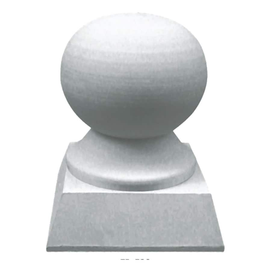 Ekena Millwork 3.375-in x 4.75-in Traditional Polyurethane Finial