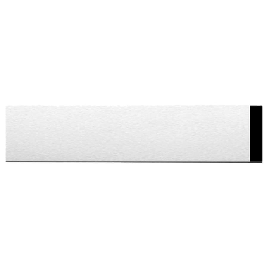 Ekena Millwork Traditional Smooth Flat Trim 7.5-in x 6.56-ft Primed Polyurethane Connector Wall Panel Moulding