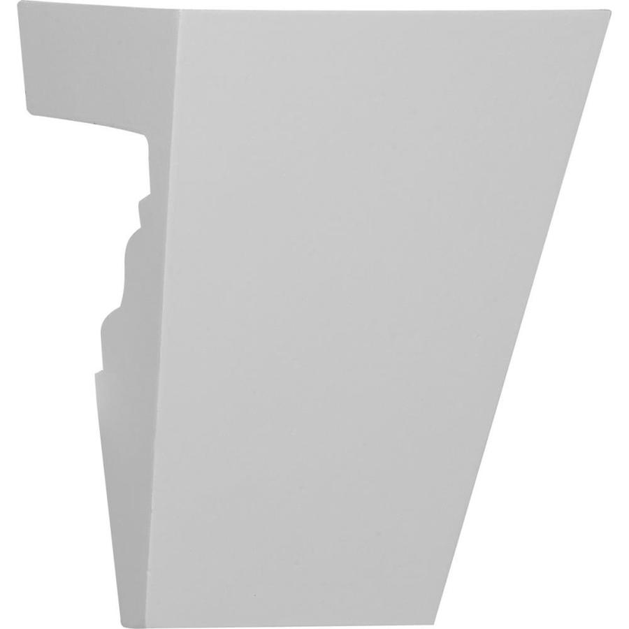 Ekena Millwork Richmond 6-in x 0.65-ft Urethane Keystone Entry Door Casing Accent