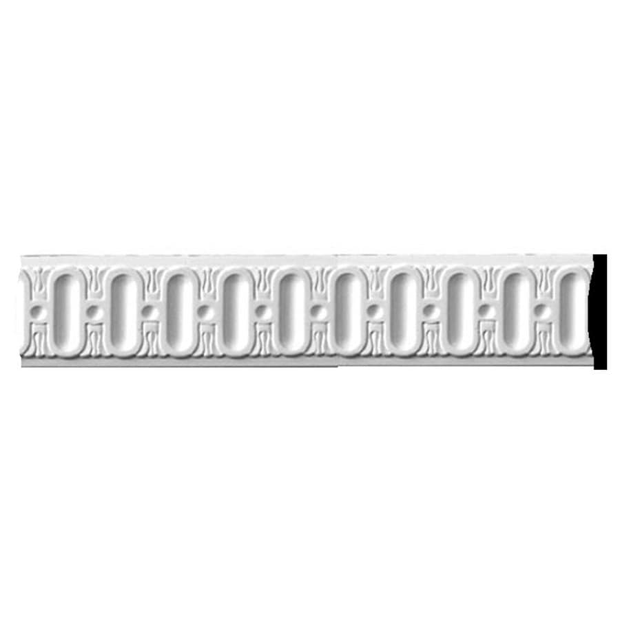 Ekena Millwork Bulwark 2.5-in x 7.88-ft Primed Polyurethane Connector Wall Panel Moulding
