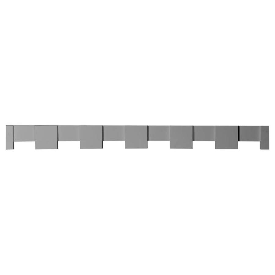 Ekena Millwork 4.375-in x 8.02-ft Primed Polyurethane Dentil Crown Moulding