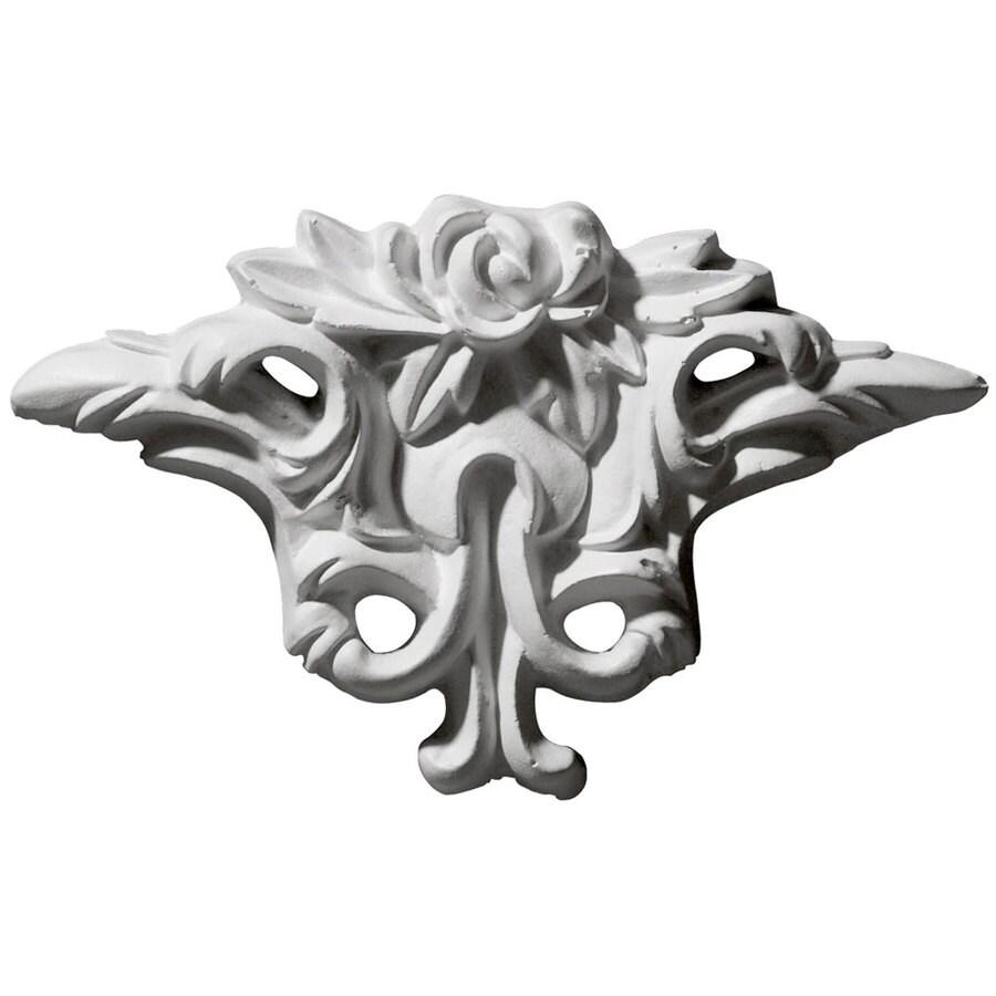 Ekena Millwork 5-in x 3-in Urethane Applique